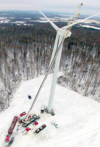 Fenner Windmills